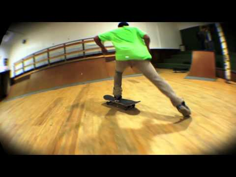 Bridgewater Skatepark: Domtage 1
