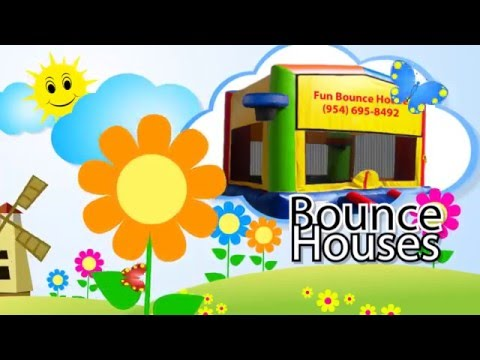 Bounce House Rentals - Coral Springs, FL 954-695-8492