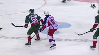Гарипов останавливает мощную атаку ЦСКА