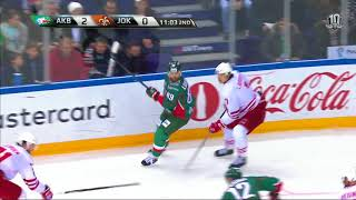 Jokerit 1 Ak Bars 2, 17 January 2018 Highlights