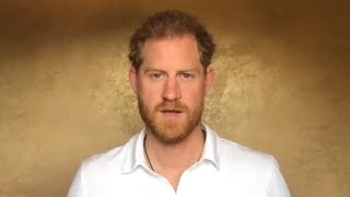 video: Prince Harry launches Oman desert trek for wounded veterans
