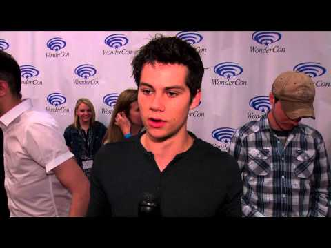 "The Maze Runner: Dylan O'Brien ""Thomas"" WonderCon Movie Interview"