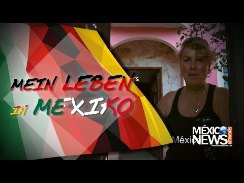 Mein Leben in Mexiko | Alemanes viviendo en México cap. 4 Aledia Tours