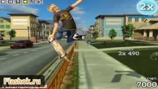 Видеообзор Stunt Skateboard 3D