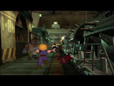 Final Fantasy VII All Cutscenes (PSX/PS4/PC) Game Movie 720p HD