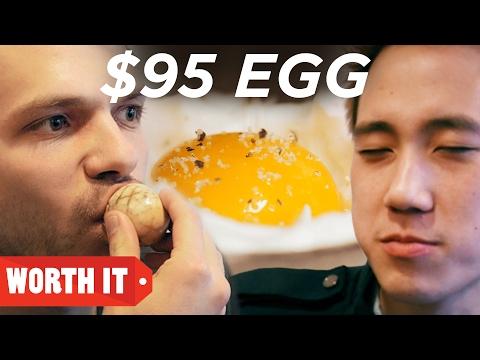$2 Egg Vs $95 Egg