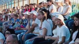 """Четвёртый международный фестиваль волейбола """"Солёнушка"""""""