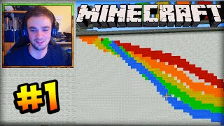"""Minecraft DRAWING CHALLENGE! #1 - """"WHAT IS THAT?"""" - w/ Ali-A&Vikkstar123"""