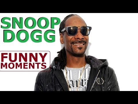 Snoop Dogg FUNNY MOMENTS (BEST COMPILATION)