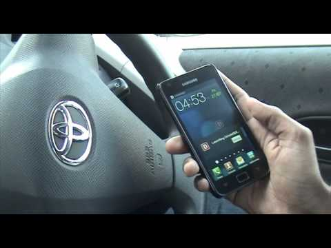 Video of DriveMODE(Auto Loudspeaker)