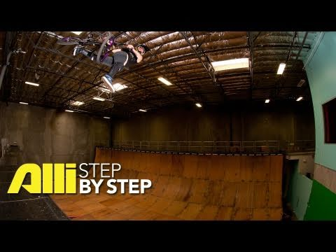 Alli BMX – Step by Step: Simon Tabron, How to Can-can – Trick Tip