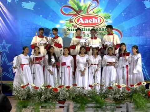 Aachi Sing the Season 2011 audition Bishop Ambrose college of arts and science, Coimbatore