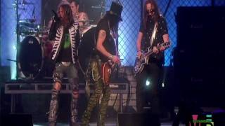 GODS OF THUNDER - ACE, SLASH, ZOMBIE, TOMMY LEE - YouTube