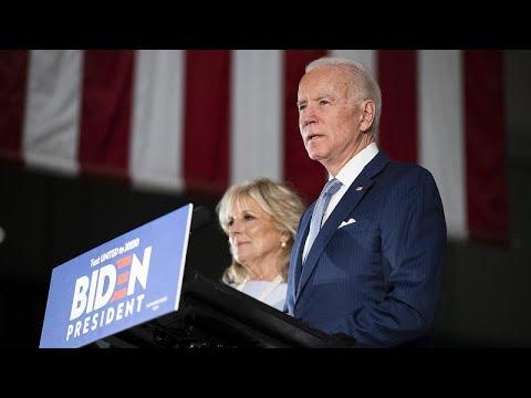 USA: Joe Biden bei Demokraten-Vorwahl auf Erfolgskurs
