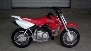 8. 2014 CRF50F SALE at Honda of Chattanooga // CRF50 Pit Bike - TN Honda PowerSports Dealer since 1962!