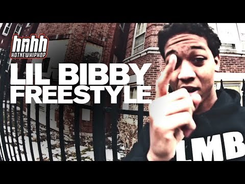 Hotnewhiphop - Lil Bibby from Chicago spits a freestyle acapella for HotNewHipHop showcasing his low-key lyricism. The young Chi-town rapper reps his city wearing a Chicago...