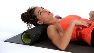 How to Foam Roll Your Neck | Foam Rolling