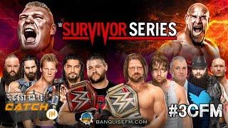 Nonton [C'est ça le Catch FM] WWE Survivor Series 20-11-2016 Film Subtitle Indonesia Streaming Movie Download