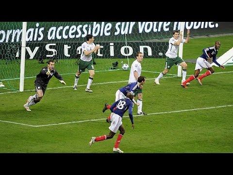 "FIFA: Με 5 εκ. δολάρια η Ομοσπονδία Ποδοσφαίρου της Ιρλανδίας ""ξέχασε"" το χέρι του Ανρί"