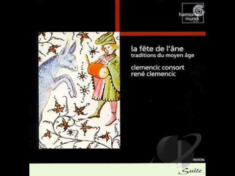 Clemencic - La Fete de L'ane