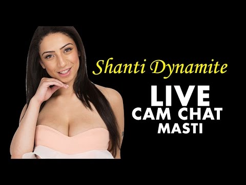 Video Shanti Dynamite latest 2016 Shanti On Cam Chat 2016 download in MP3, 3GP, MP4, WEBM, AVI, FLV January 2017