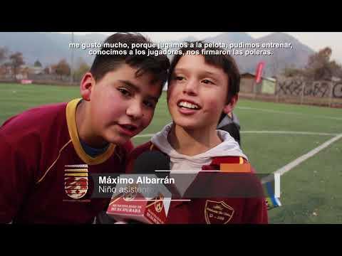 """La actividad, organizada por el Departamento de Deportes y Recreación, es parte del programa """"Católica Social"""" y se desarrolló en el Complejo Deportivo 7 Canchas, ubicado en dicha comuna."""