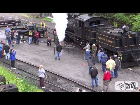 railroad - ALL NEW SPECIAL PRESENTATION! Part 1 of 4. The 2013 Whistle Blow features more than 20 whistles blown by Railfan Weekend guests.