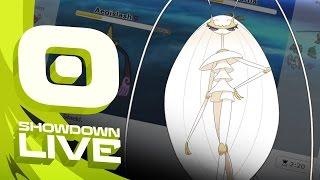 Pokemon Sun and Moon! Showdown Live: Enter Pheromosa - Pheromosa Showcase! by PokeaimMD