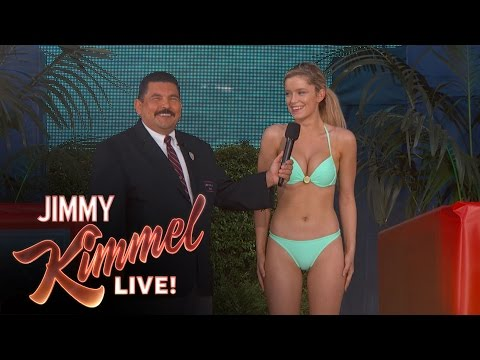 Jimmy Kimmel s 10th Annual Belly Flop Competition
