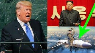 Trump UN Speech Highlights: Calls Kim Jong Un