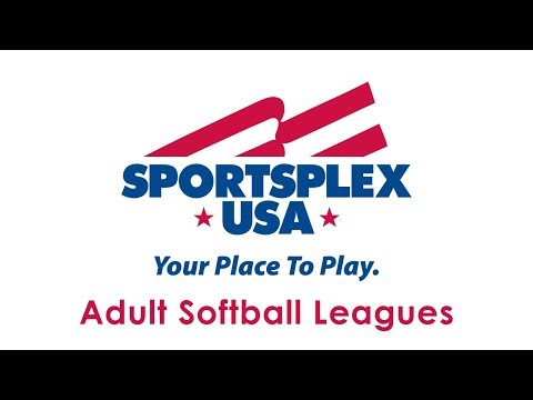 Sportsplex USA Softball Leagues