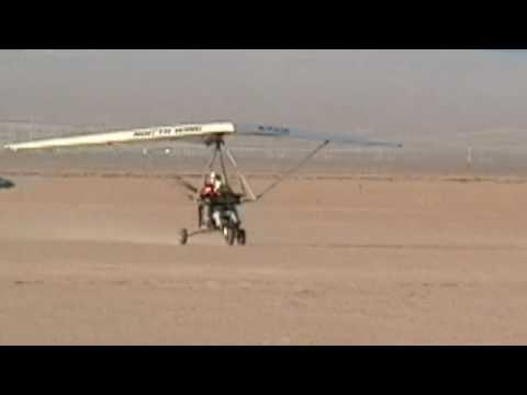 Ultralight Trike Flying Las Vegas