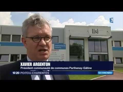 Reportage France 3 : Lisi Aérospace investit à Parthenay