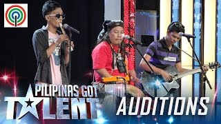 Video Pilipinas Got Talent Season 5 Auditions: Big One - Group of Musicians MP3, 3GP, MP4, WEBM, AVI, FLV Oktober 2018