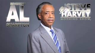 Rev. Al Sharpton Calling In To Discuss The Zimmerman Verdict