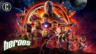 Video Avengers: Infinity War Trailer Unlocked - Heroes MP3, 3GP, MP4, WEBM, AVI, FLV Maret 2018