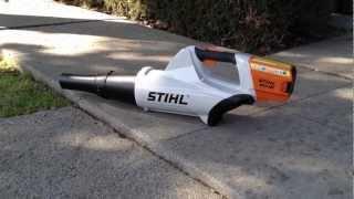1. STIHL BGA 85 Electric Leaf Blower