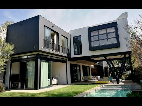 Top Billing features a spectacular Joburg home designed around family