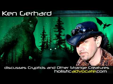 Author, Cryptozoologist and Researcher - Ken Gerhard is interviewed.