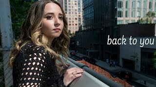 Video Back to You - Selena Gomez (Acoustic) Cover by Ali Brustofski - Music Video MP3, 3GP, MP4, WEBM, AVI, FLV Agustus 2018