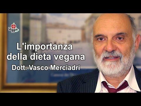 dott. merciadri: l'importanza della dieta vegana!