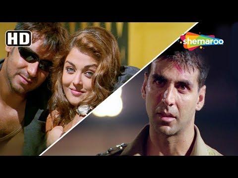 Akshay Kumar Best Scene - Ajay Devgn & Aishwariya Rai - Khakee Scene - 15 August 2018