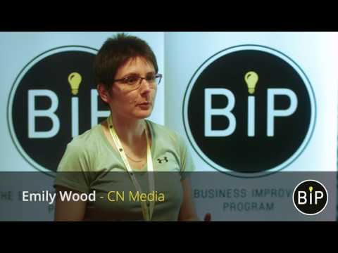 Emily Wood, CN Media Group