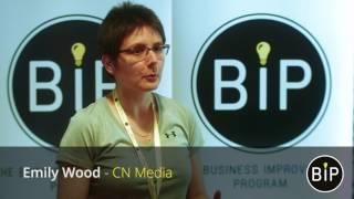 Emily Wood, CN Media Group