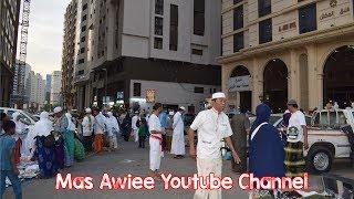 Video Melihat Suasana  Pemondokan  Hotel Haji Indonesia di   Mekah MP3, 3GP, MP4, WEBM, AVI, FLV Agustus 2019