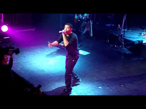 Drake - Lust For Life @ Club Nokia Los Angeles