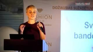 """Visažistė Monika Poškutė - """"Kaip pasirinkti tinkamą nuotakos makijažą?"""""""