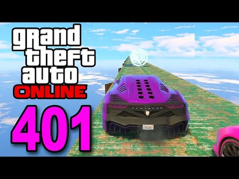 Grand Theft Auto 5 Multiplayer - Part 401 - PC RACING! (GTA Online Gameplay)