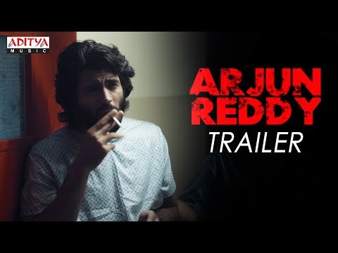 Arjun Reddy Trailer