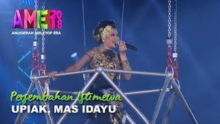Video #AME2018 I Gempak Persembahan Penutup Istimewa Upiak Isil & Mas Idayu I Anugerah MeleTOP ERA 2018 MP3, 3GP, MP4, WEBM, AVI, FLV November 2018